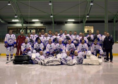IJshockey team