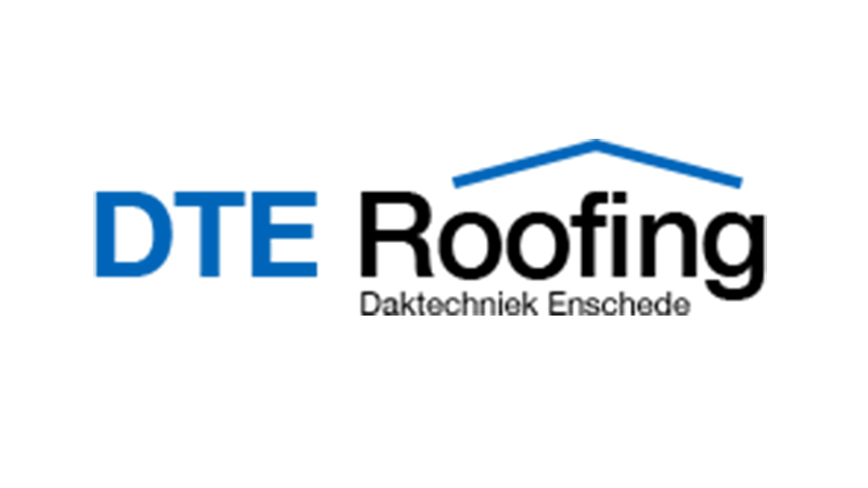 Logo DTE Roofing