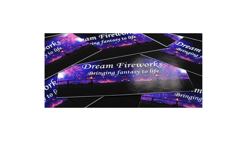 Logo Dream Fireworks
