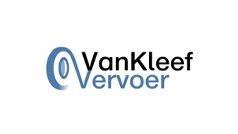 Logo Van Kleef Vervoer