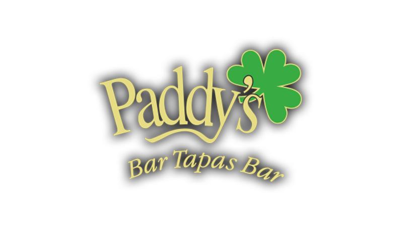 Logo Paddy's