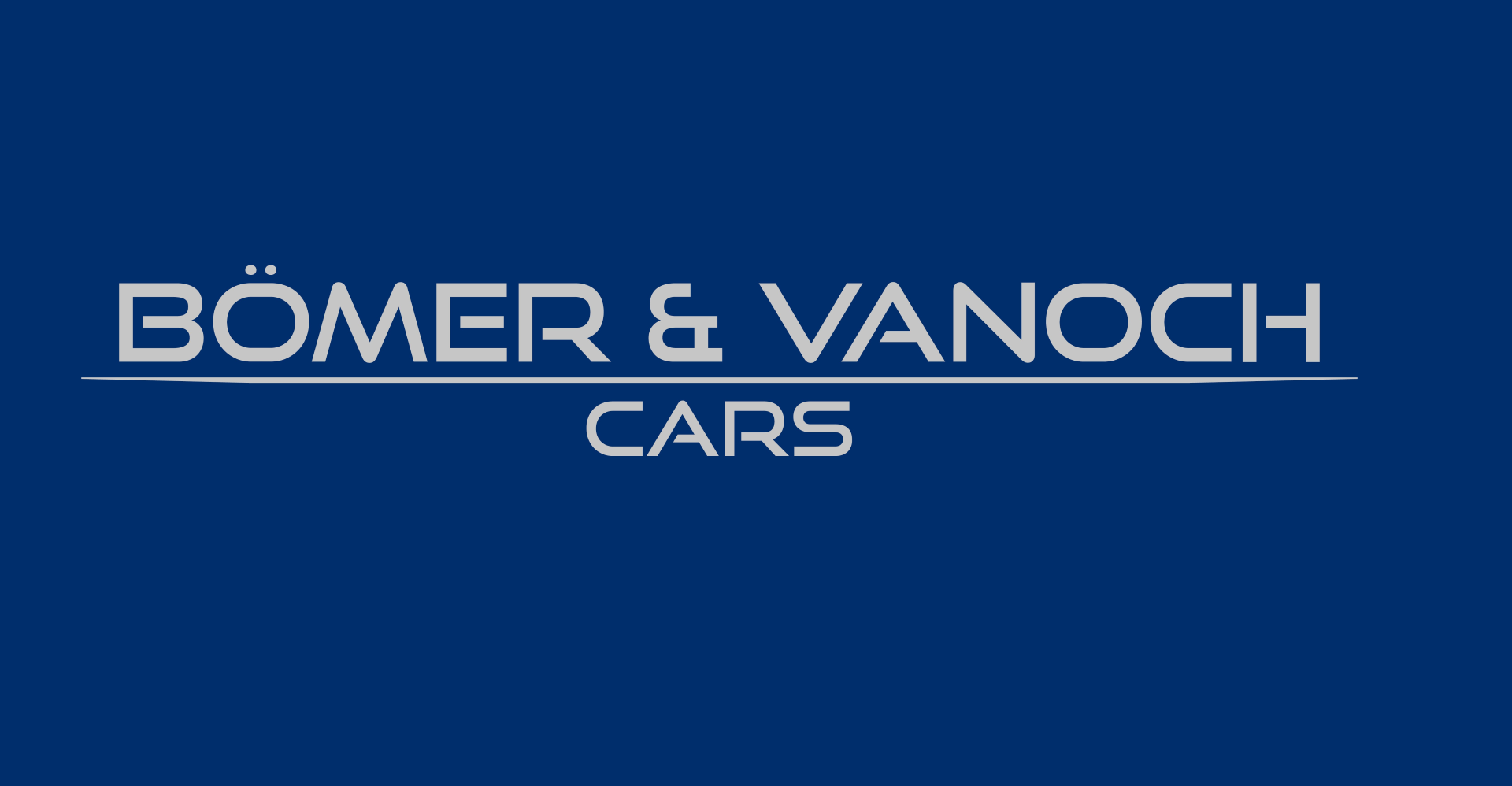 Logo Bomer van Och sportscars