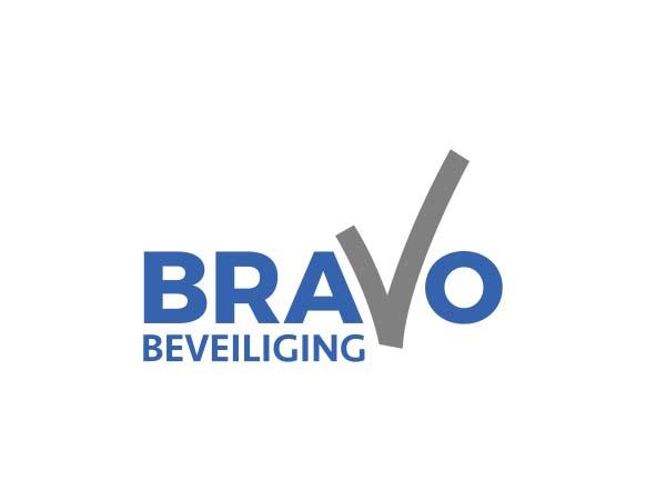 Logo Bravo beveiliging