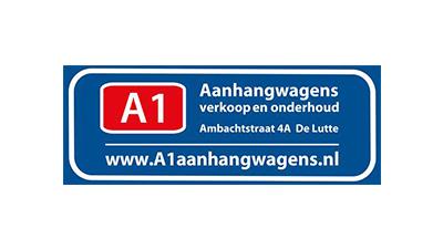 Logo A1 Aanhangwagens