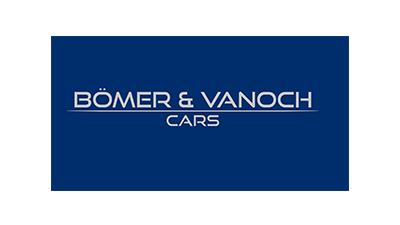 Logo Bomer & VanOch sportscars