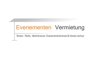 Logo Evenementen Vermietung