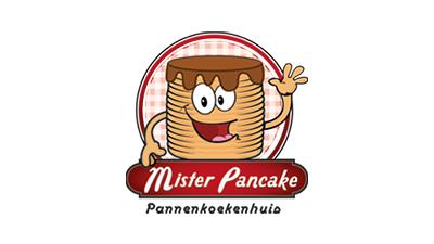 Logo Mister Pancake