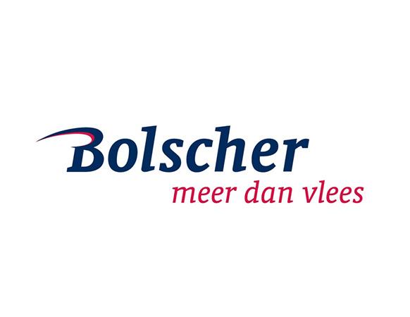 Logo Bolscher, meer dan vlees