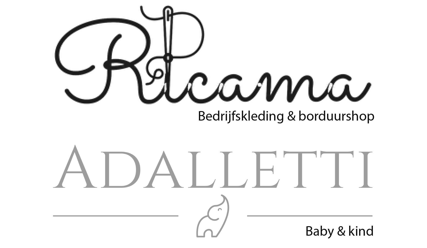 Logo Ricama / Adalletti
