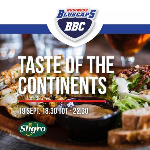 BBC taste of the continents
